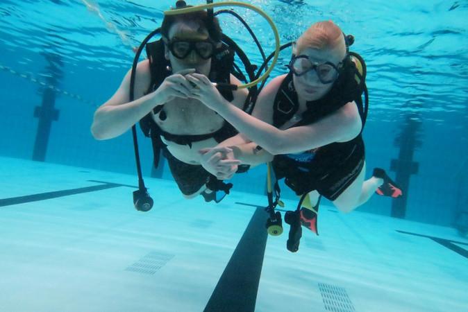 Diving-Centre Waalwijk duiklessen binnen 07