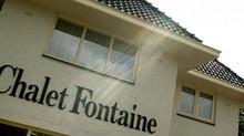 Chalet Fontaine overgenomen !