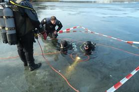 Diving-Centre Waalwijk ijsduiken
