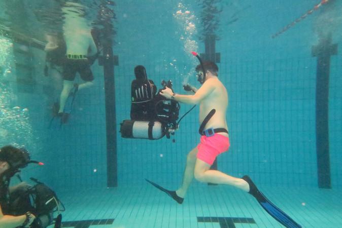 Diving-Centre Waalwijk duiklessen binnen 06