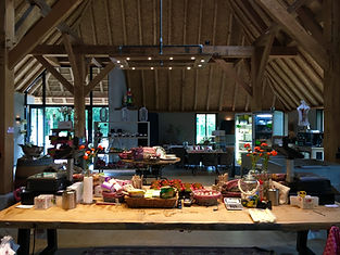 Kookstudio Drunen; kookworkshop, chefkok, verse producten, regio.