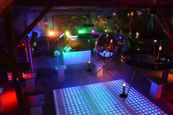 80's & 90's Party Wijnand weer groot feest