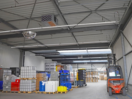 Ook Kruizinga.nl, de totaalleverancier voor magazijn, werkplaats & intern transport kiest voor NJORD