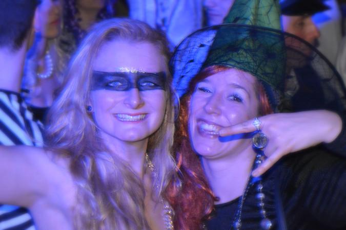 Carnaval 2015 bij Wijnand: 't Is een bont feest geweest