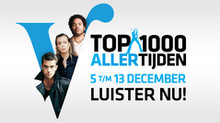 Weer heel veel hitlijsten op de radio aan het einde van 2014