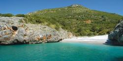 Beach on Cilento Coast