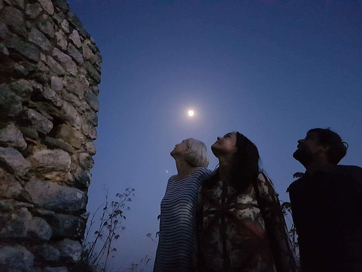 Moon hunting