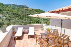 Panoramic terrace