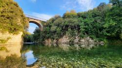 Calore river