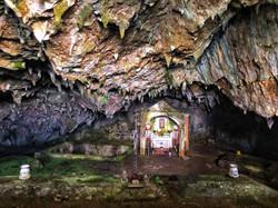 Saint Michele cave near Caposele