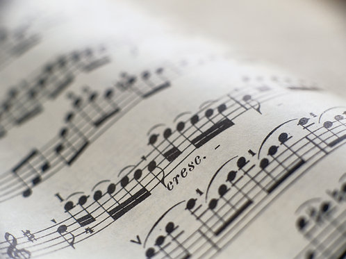 Transforming The Intangible Sheet Music Book