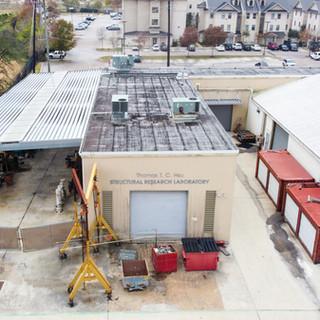 University of Houston South Park Annex Improvements
