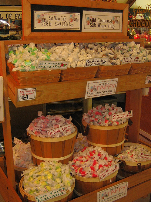 Old TimeChewy Taffy  1 Lb. Bag