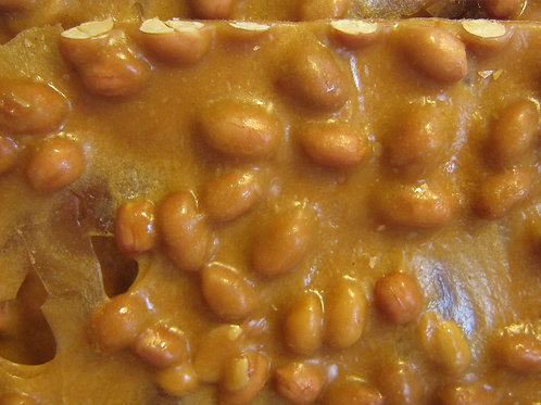 Peanut Brittle  1 Lb. Bag