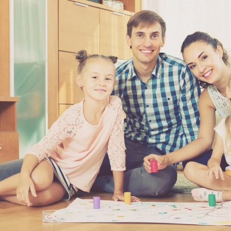 5 Actividades para aprovechar el tiempo en casa con tus hijos