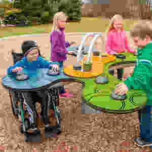 #JuegosInteractivos #Inclusión #JuegosExterior #Juegos #ActividadesRecreativas #Recreacion #JuegosInfantiles #TecnologiayJuegos #ActividadesdeRecreacion #Tecnologia #DesarolloInfatil #RutinaNiños #JuegoyEjercicio #GimnasioalAireLibre #MoviliarioInteligente