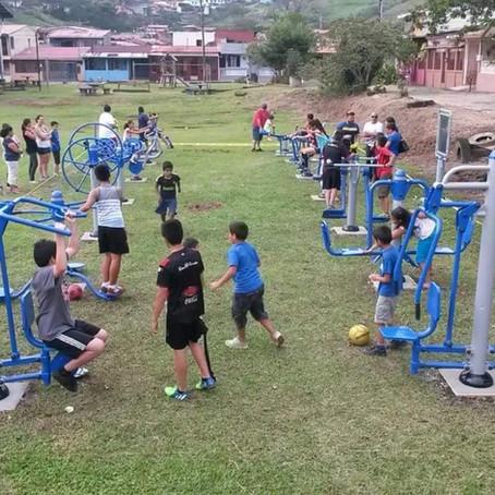 Parques biosaludables: Nuevo método Fitness