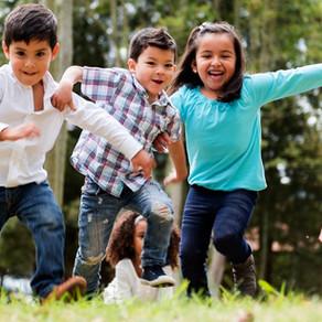 ¿Cómo pueden ejercitarse tus hijos?