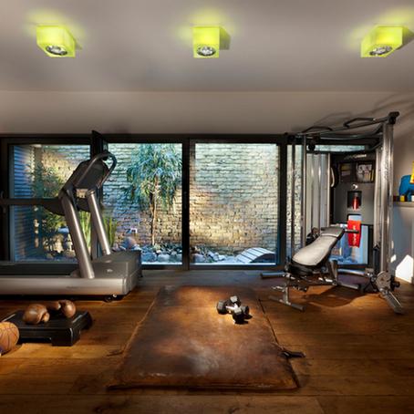 Conoce los beneficios de tu gimnasio en casa
