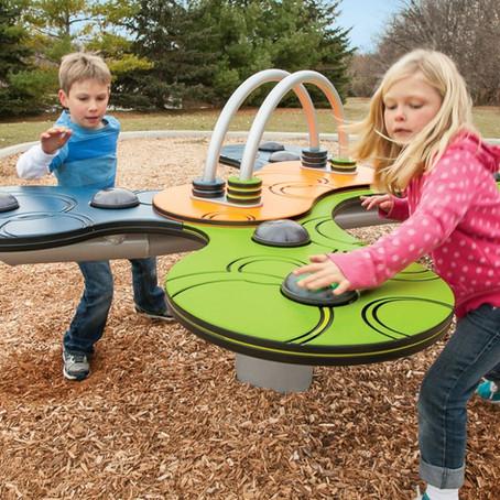 Juegos interactivos para que tus hijos disfruten el parque