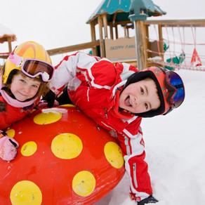 Consejos para el invierno, el parque y los niños
