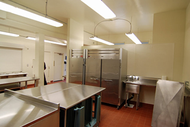 Small Church Kitchen Jpg