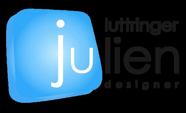 Julien Luttringer Designer Logo