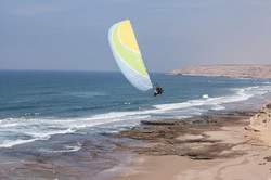 Voile freestyle / Freestyle glider