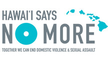 """FOR FIFTH YEAR HAWAI'I ORGANIZATIONS BAND TOGETHER TO SAY """"NO MORE"""""""