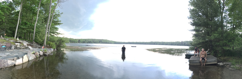Adrian in Lake DeVonge