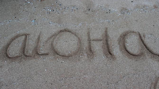 "Even in ""Doom & Gloom"" aloha prevails."