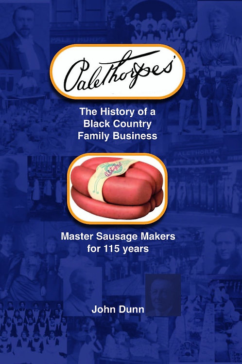Palethorpes - Master Sausage Makers for 115yrs