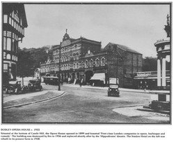 1933 Dudley Opera House BCS