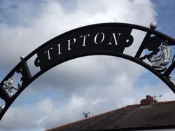 TIPTON SIGN