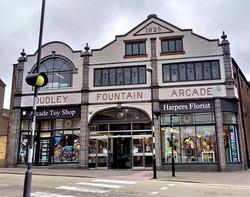 Fountain Arcade, Dudley