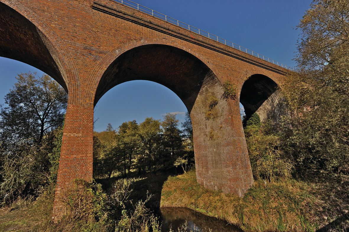 Foley Park Viaduct