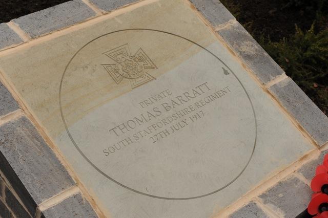 12 The Commemorative Stone
