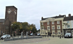 Dudley Town Centre