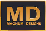 This is the logo of Magnum-Designs
