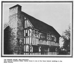 Manor House West Bromwich BCS