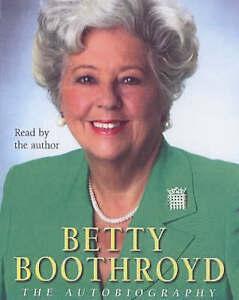 Betty Boothroyd image