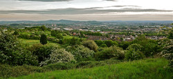 View from Turners Hill near Dudley G