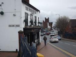 The Fountain Inn, High St, Tipton