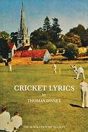 Cricket in words