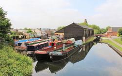 Stourbridge Canal basin