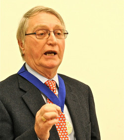 John Woodall BCS Chairman