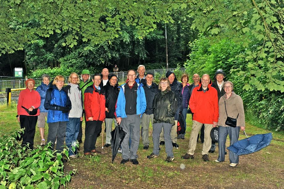 Wrens Nest Walk 7 Group
