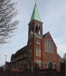 Catholic Church Wednesbury