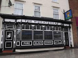 The Wheatsheaf front