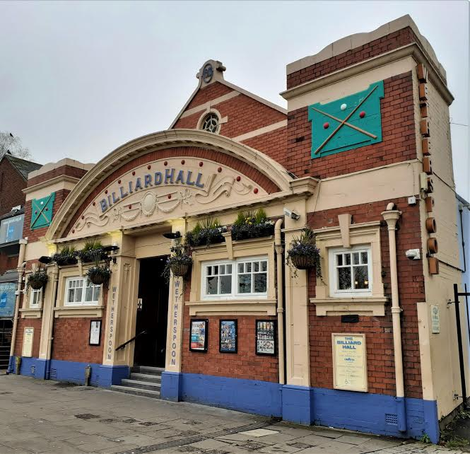 West Bromwich Billiard Hall